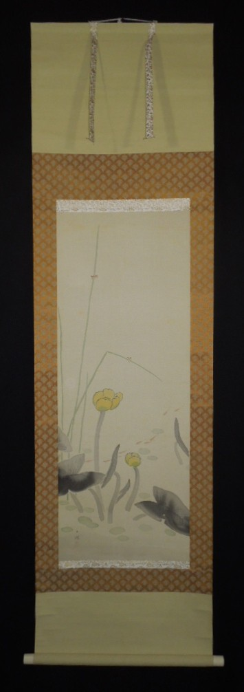 Japanese scrolls of other subjects Painting Hanging Scroll